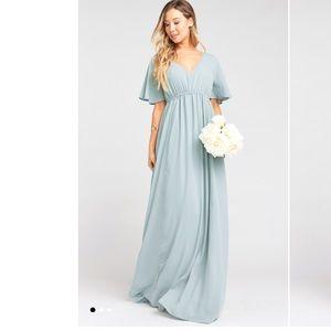 Show Me Your Mumu l Emily Empire Maxi Dress